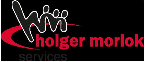 Logo von Holger Morlok Services
